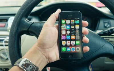 New iOS – Do Not Disturb While Driving